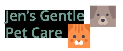 Jen's Gentle Pet Care